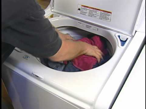 Lint on Clothing from Top Load Washer: Washing Machine Troubleshooting Tips from Sears Home Services