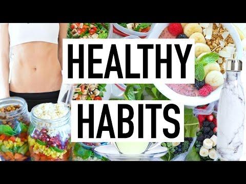 25 HEALTHY HABITS! Healthy Hacks You NEED To Know!