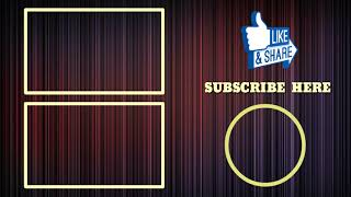 free endscreen template for youtube endscreen outro template hd 02