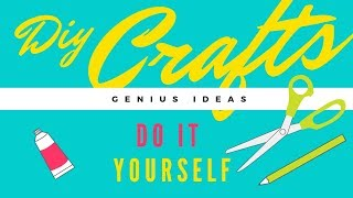 Download #Diycraft#do it yourself - Top 6 tricks you can do it yourself Video