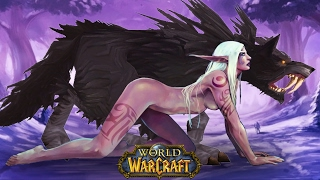 The Forbidden Druid Form - World of Warcraft Lore