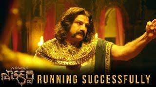 Gautamiputra Satakarni Running Successfully     Krish, Nandamuri Balakrishna    #NBK100