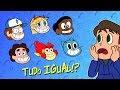 Por que os novos Desenhos Animados parecem TODOS IGUAIS?