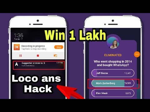 Loco live Game and win 1 lakh || Loco Hack