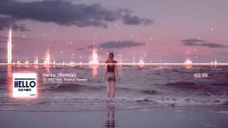 DJ AKS feat. Krystal Hawes - Hello (Remix)