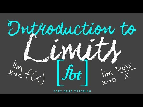 🔴 WTF is a Limit? [fbt] (An Introduction to Limits)