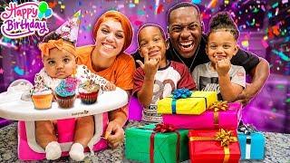NOVA'S 5 MONTH BIRTHDAY PARTY 💕