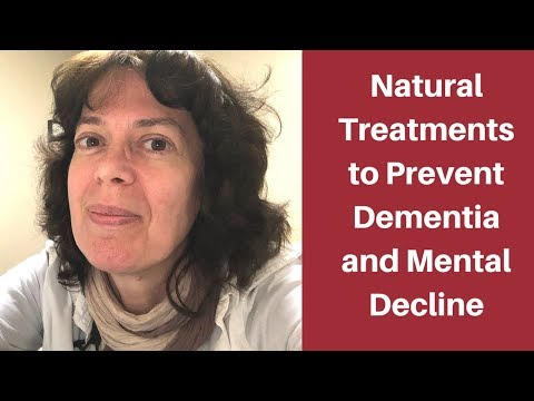How To Prevent Dementia With Natural Medicine, Simple Tips