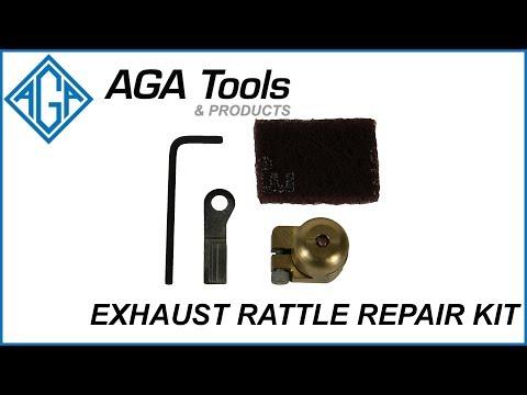 AGA BMW Exhaust Rattle Repair Kit - E92
