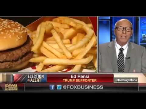 Former McDonalds CEO Explains That $15 Minimum Wage Will Lead To 'Job Loss Like You Can't Believe'
