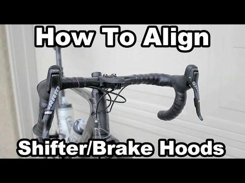 Locked In: How to align Shifter / Brake hoods