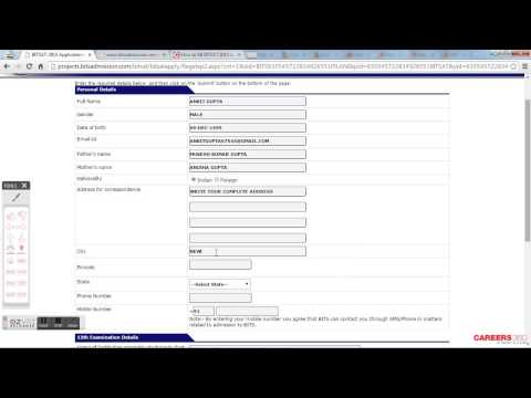 How to fill BITSAT 2015 Online Application Form: Step-by-step guide