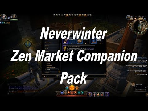 Neverwinter A great reason to buy a Class Booster Pack Off The Zen Market