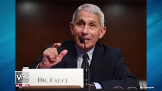 White House Seeks to Discredit Dr. Fauci | The View