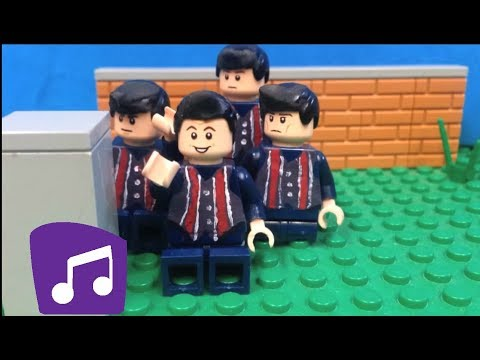We Are Number One but it's in Lego (unfinished)