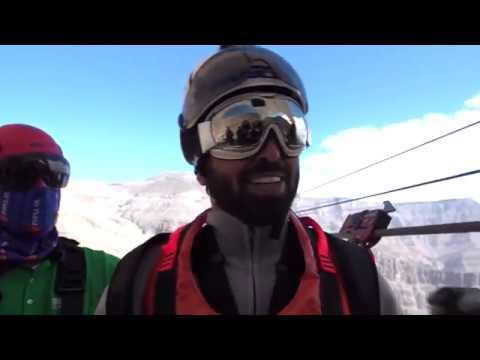 World's longest zipline launches on Jebel Jais in Ras Al Khaimah