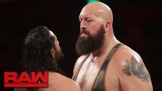 Seth Rollins vs. Big Show: Raw, Dec. 5, 2016