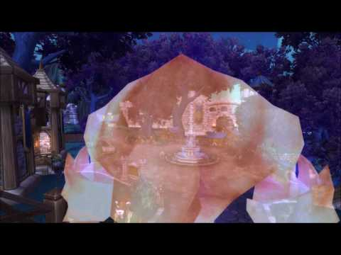 20 minutes garrison music Alliance - ingame - World of Warcraft