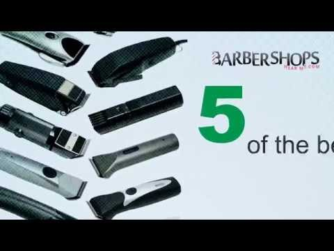 Top 5 Best Professional Hair Clippers