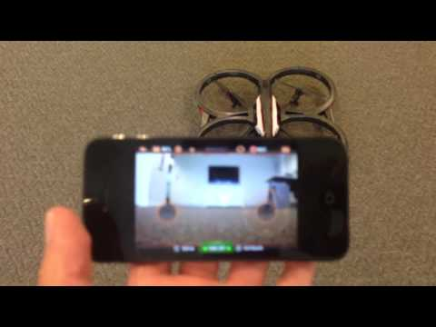 AR Drone 2.0 not working or stabilising