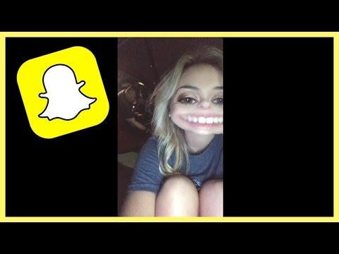 VLOGGING WITH SNAPCHAT FILTERS