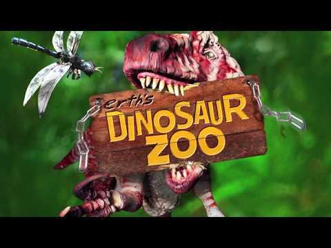 Erth's Dinosaur Zoo Trailer