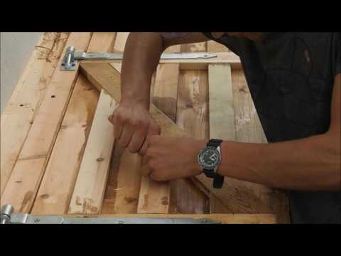 Building cellar door cover