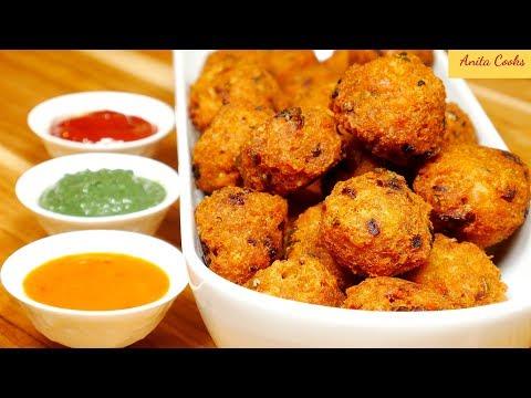 Crispy Chicken Balls Recipe