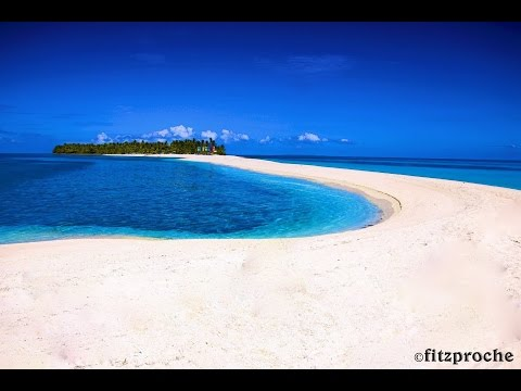 It's more fun in Kalanggaman Island, Philippines!