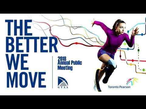 GTAA 2018 Annual Public Meeting