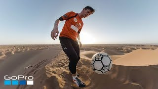 GoPro: Juggling Across the Sahara | Guinness World Record