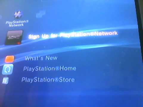 How to put a ps3 account on another ps3