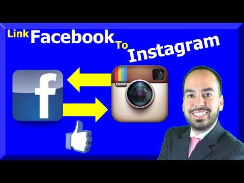 How to Connect Instagram to Facebook Page | Link IG and FB Tutorial