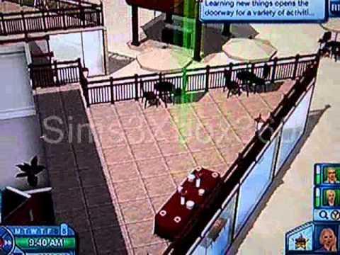 Sims 3 (Xbox 360) - Private Beach House
