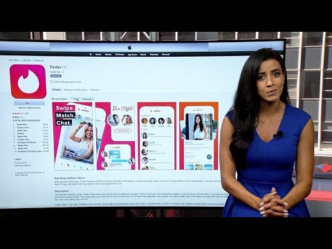 800 pages: Reporter discovers dating app has huge amount of her personal information