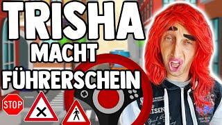 Trisha macht Führerschein🤣| Freshtorge