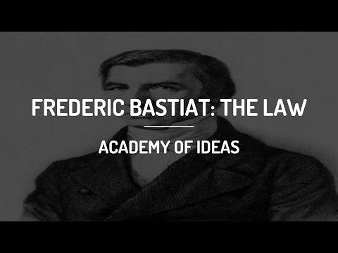 Frédéric Bastiat - The Law