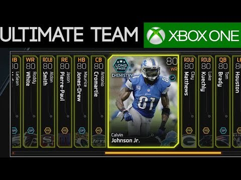 Madden 25 Ultimate Team - NEW BEGINNING | Madden 25 Xbox One Gameplay
