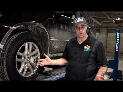 Are your shocks or struts bad?