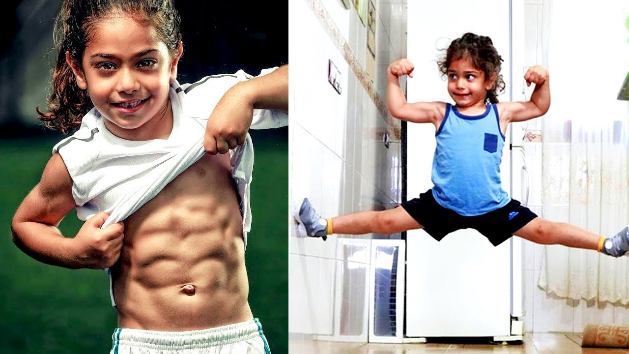Strongest Kids Who Took It to Another Level