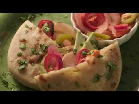 Oven-Baked Southwestern Falafel