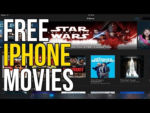 How to WATCH MOVIES FOR FREE on IPHONE and IOS (NEW 2018 METHOD)