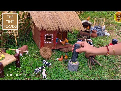 E27 || Crispy Chicken Keema Pakora || The Tiny Foods