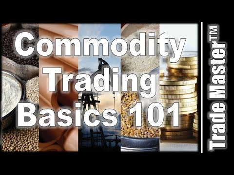 COMMODITY Trading Basics | Commodity TRADING India | How to Start Trading Commodities ONLINE