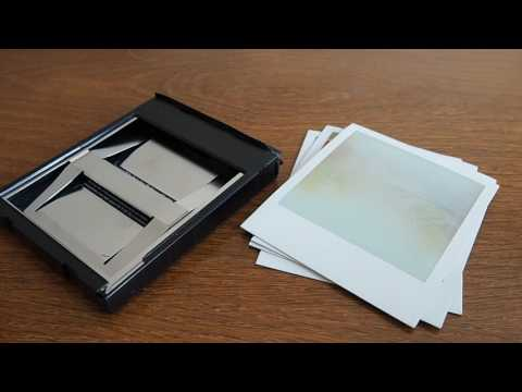 How To Refill A Polaroid or Impossible Film Pack With Pictures