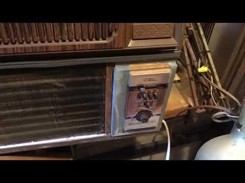 1970s Emerson Quiet Kool Compact 6,300 BTU Air Conditioner