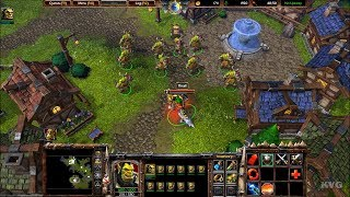Warcraft 3: Reforged Gameplay (PC HD) [1080p60FPS]