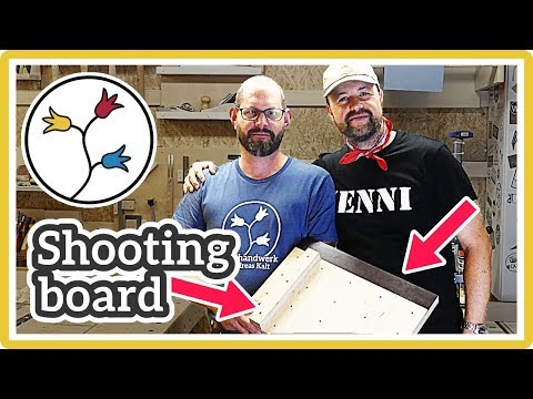 SHOOTING BOARD – YOU can make this easily and quickly – Collab with jenni.swiss