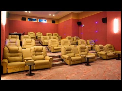 Home theater chairs ideas