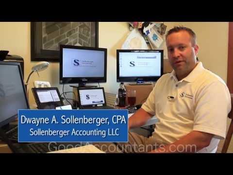 Dwayne Sollenberger, CPA Waynesboro, PA | GoodAccountants.com Member